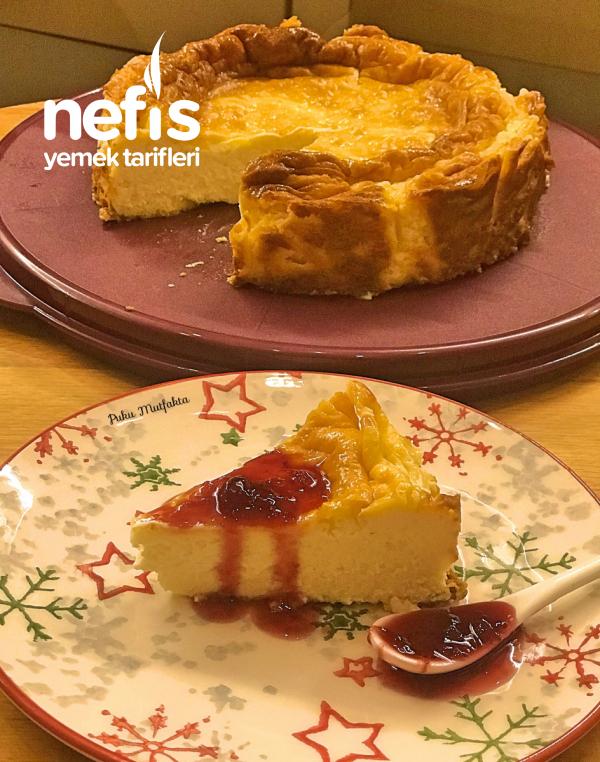 San Sebastian (Creamy) Cheesecake