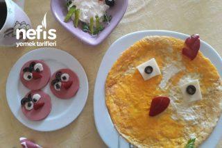Çocuklara Kahvaltı Önerisi Tarifi