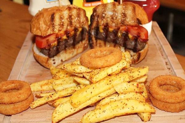 komşu kasap burger