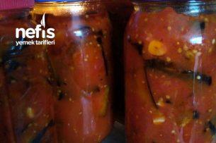 Kızartılmış Patlıcan Turşusu Tarifi