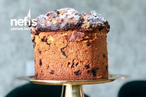 Panettone (İtalyan Tatlı Ekmek) Tarifi