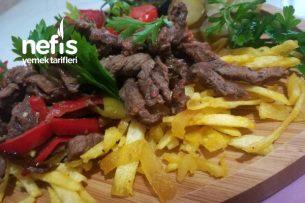 Patatesli Fajita Tarifi