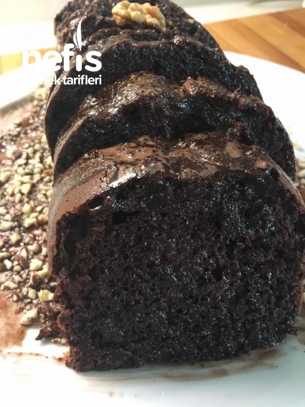 Islak Kek ( Tam Kıvamında Nefis )