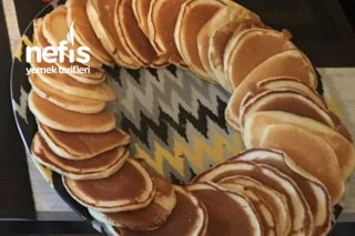 Kahvaltılık Pankek Tarifi