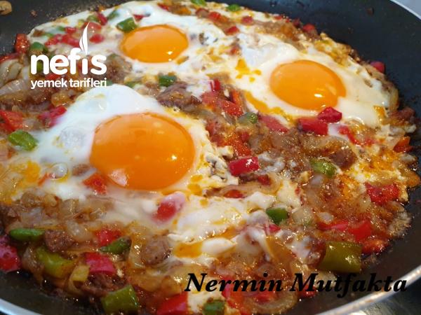 Kavurmalı Nefiss Yumurta