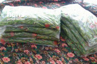 Kışlık Yeşil Fasulye Bayılacaksınız Tarifi