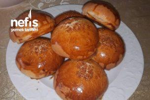 Pastane Poğaçası (Mayalı Puf Puf) Tarifi