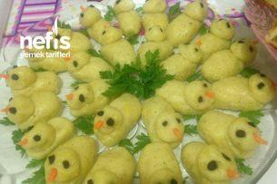 Patatesli Civcivler Tarifi