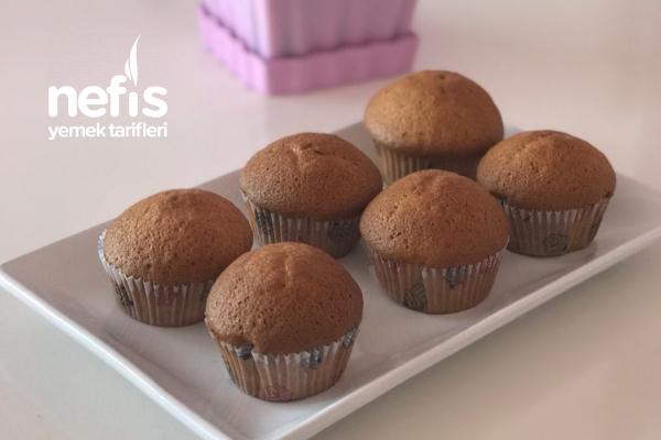 Vanilinsiz Limonlu Tarçınlı Muffin Tarifi