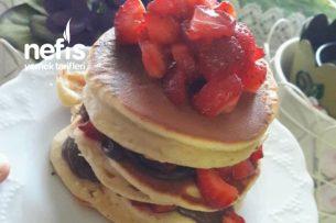Elmalı Pancake Tarifi