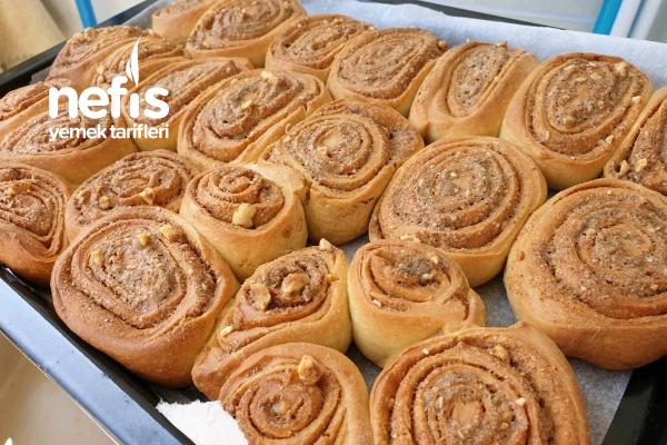 Haşhaşlı Fındıklı Çörek Tarifi