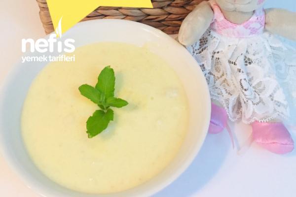 Kesme Makarnalı Yoğurt Çorbası Tok Tutar Kilo Aldırır Tarifi