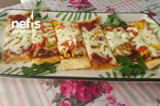 Milföy Çubuk Pizza Tarifi