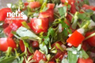 Pirpirim Salatası Tarifi
