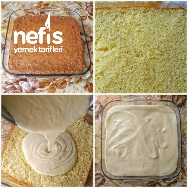 Alman Pastası (Pratik)
