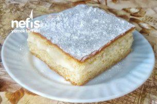 Alman Pastası (Pratik) Tarifi