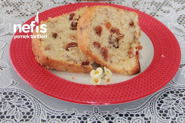 Meyveli Kek (Hazır Kek Tadında) Tarifi