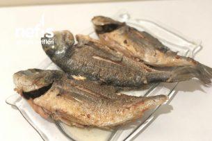 Tavada Çipura Balık Kızartma (Videolu) Tarifi
