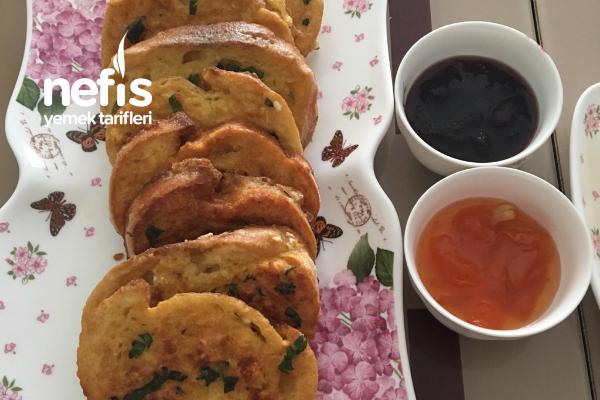 Yumurtalı Ekmek (Lezzetiyle Pazar Kahvaltısının Vazgeçilmezi) Tarifi