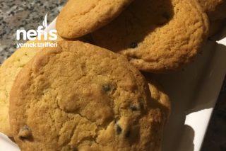 Amerikan Cookies ( Orijinal Lezzet ! ) Tarifi
