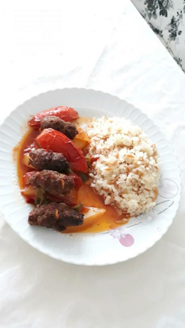 En Basit İzmir Kofte (Kizartmadan)