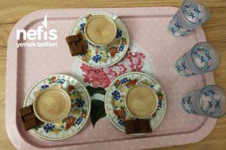 Sütlü Osmanlı Kahve Tarifi