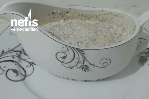 Yoğurt Sosu Tarifi