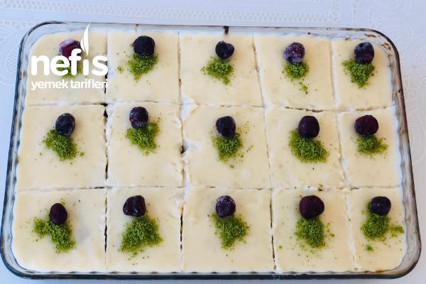 İncirli Pastam Tarifi