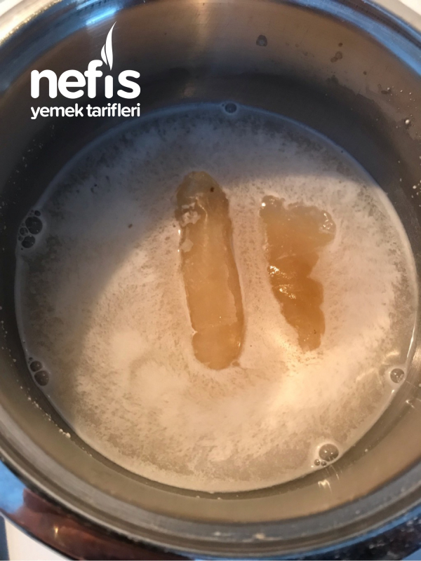 Kemik Sulu Tarhana Çorbası (Bebişlere)