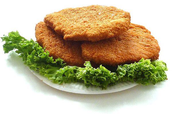 Et – Tavuk Şinitzel Kalori ve Besin Değerleri Tarifi