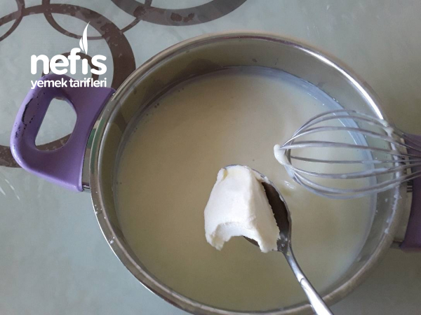 Beyaz Çikolatalı Supangle (Mutlaka Böyle De Deneyin Süper Bi Lezzet)