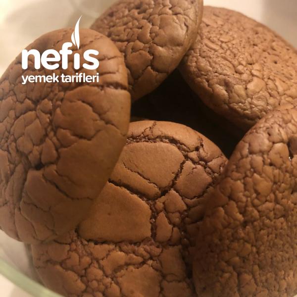 Çatlak Browni Cookie