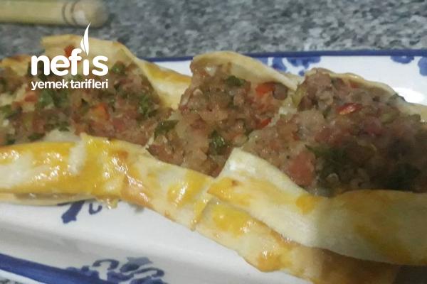 Etli Ekmek Tarifi