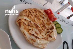 Peynirli Pratik Gözleme Tarifi