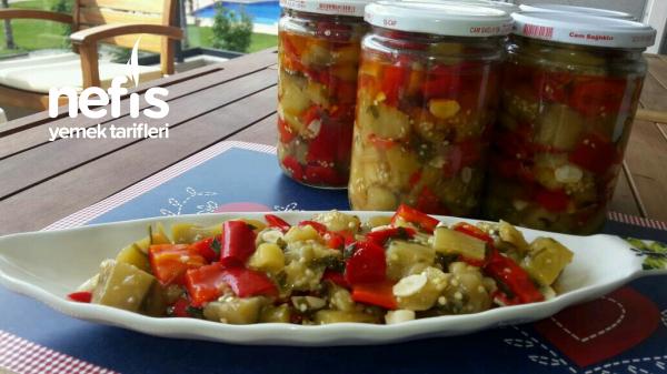 Sirkeli Patlıcanlarım Kışlık Harika Mutlaka Deneyin