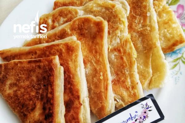 Tavada Milföy Böreği Tarifi