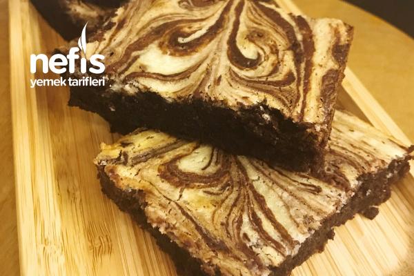Ebruli Brownie Tarifi