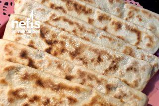 Kıymalı Semiz Otlu Tava Böreği Tarifi