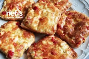 Mini Pizza /5 Dk Pizzası Tarifi
