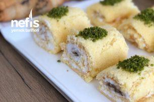 Mini Rulo Pasta Tarifi