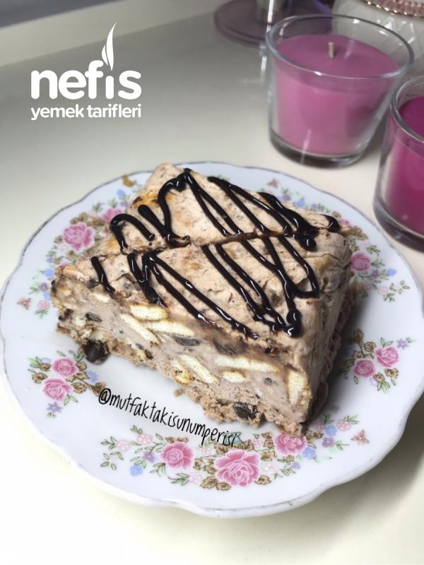 Dondurma Tadında Pasta