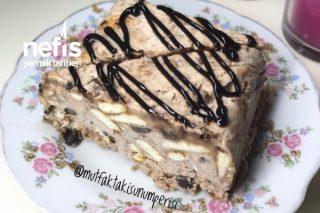 Dondurma Tadında Pasta Tarifi