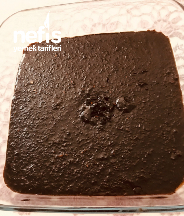 Kakaolu Puding (Unsuz, Rafine Şekersiz,yağsız)