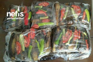 Kışlık Patlıcan Ve Biber Tarifi