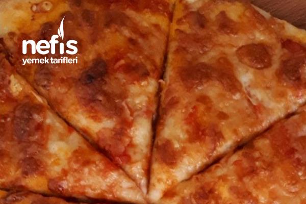 New York Pizza (Videolu) Tarifi
