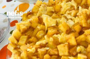 Patatesli Yumurta Tarifi