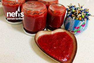 Tarçınlı Kızılcık Marmelatı (Tam Ölçülü) Tarifi