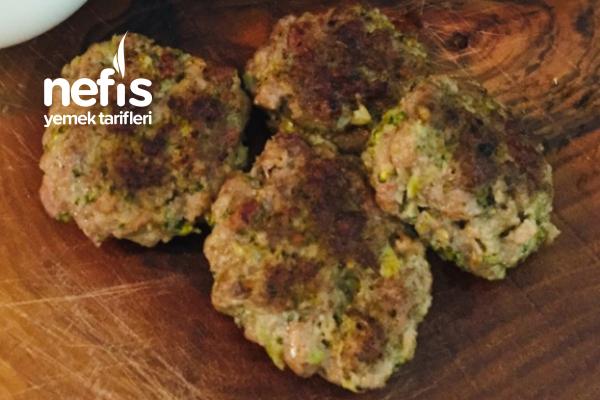 Brokolili Köfte Bebekleriniz Bayılacak Tarifi