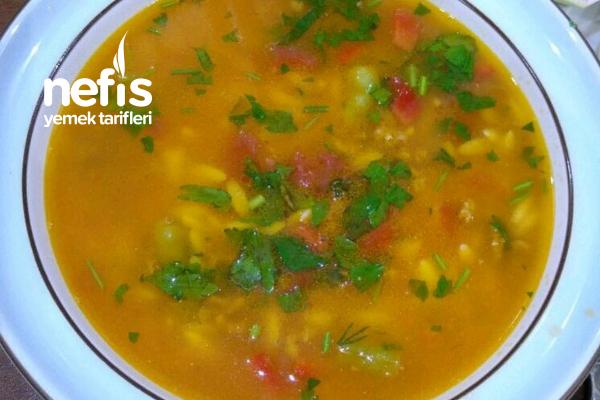 Hasta Çorbam ( Şehriye Çorbası) Tarifi