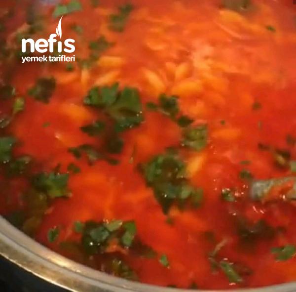 Hasta Çorbam ( Şehriye Çorbası)